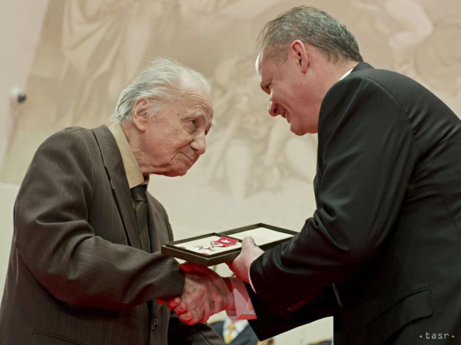 oceněný Architekt Vladimir Dedeček
