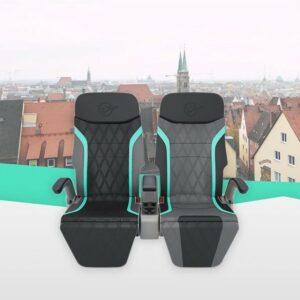 Luxusní sedačky s polohováním