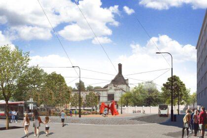 Mendlovo náměstí po proměně
