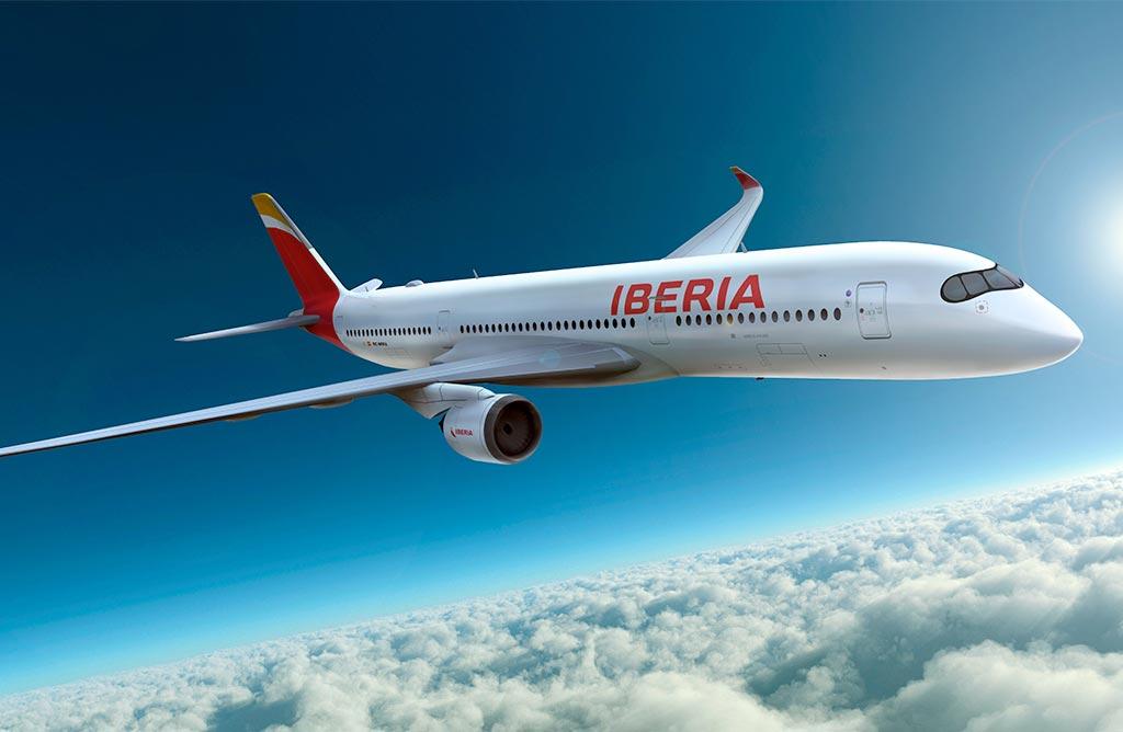 foto Iberia Airbus A350