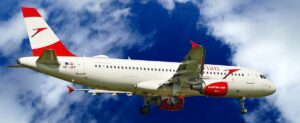Austrian Airlines - Airbus A320