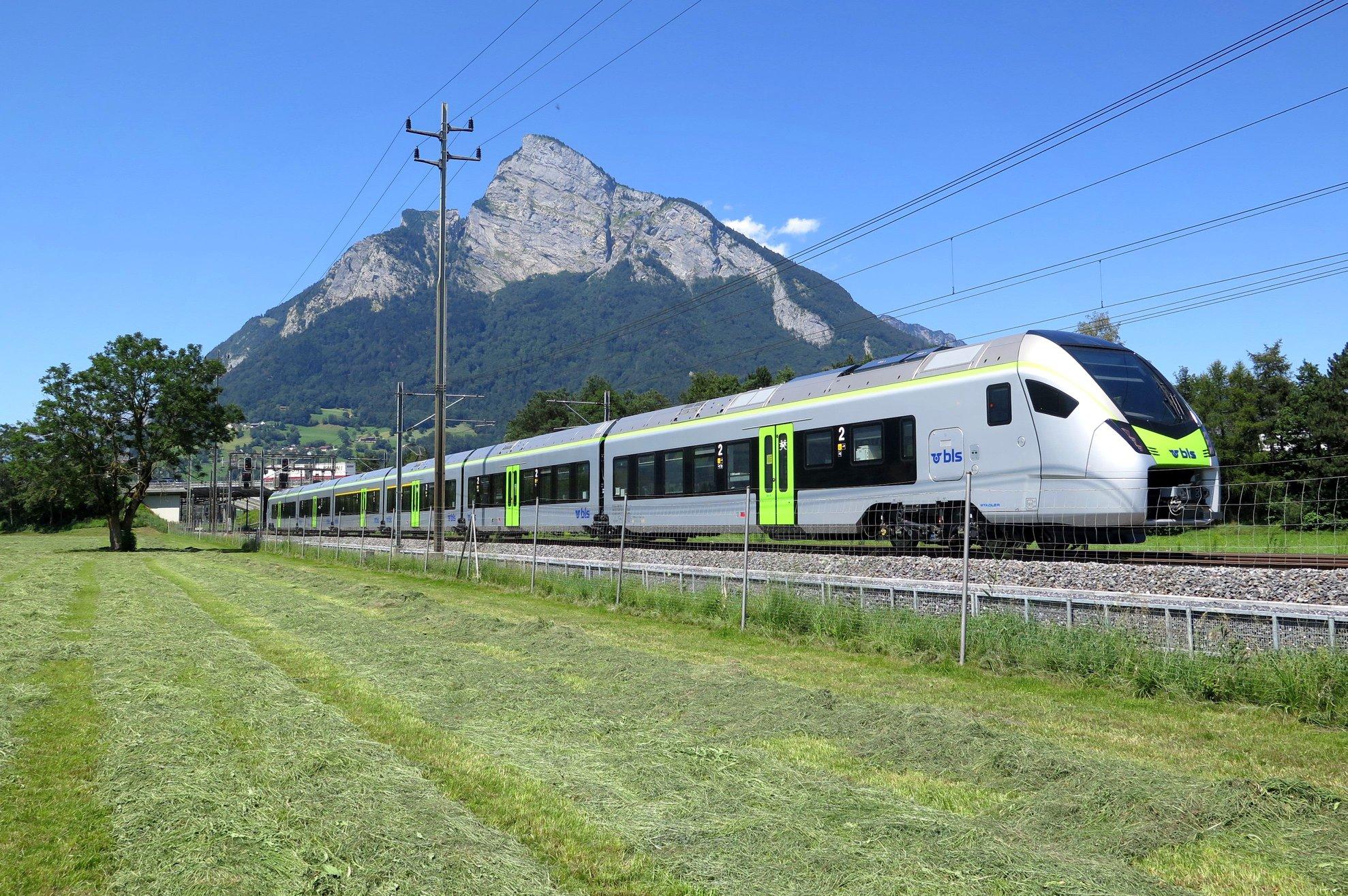 Stadler dodá 58 jednotek Flirt 4 Švýcarské BLS - Transport