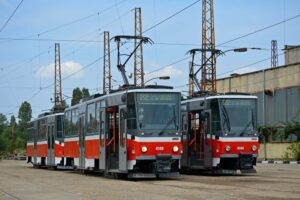 T6A5 DPP foto Pražské tramvaje