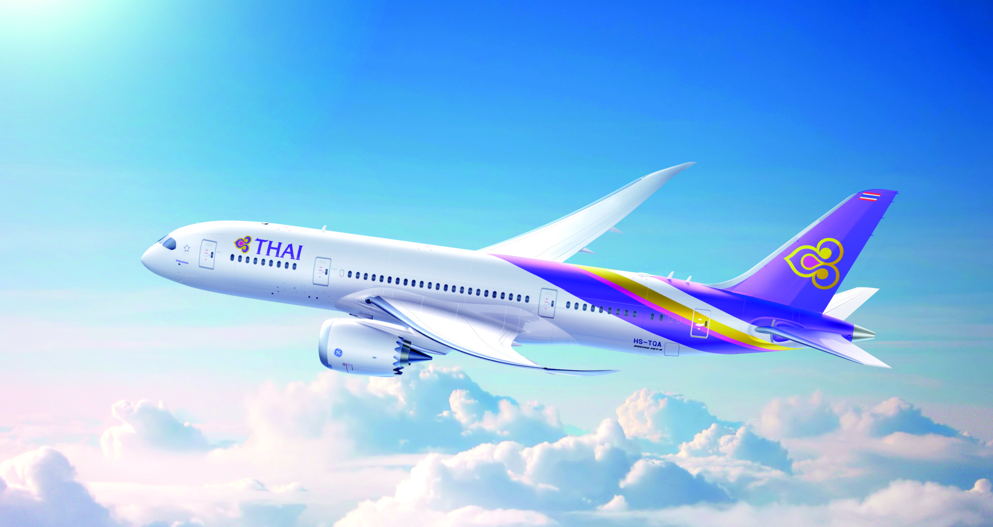 Thay Airways B787-3