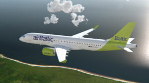 foto airBaltic