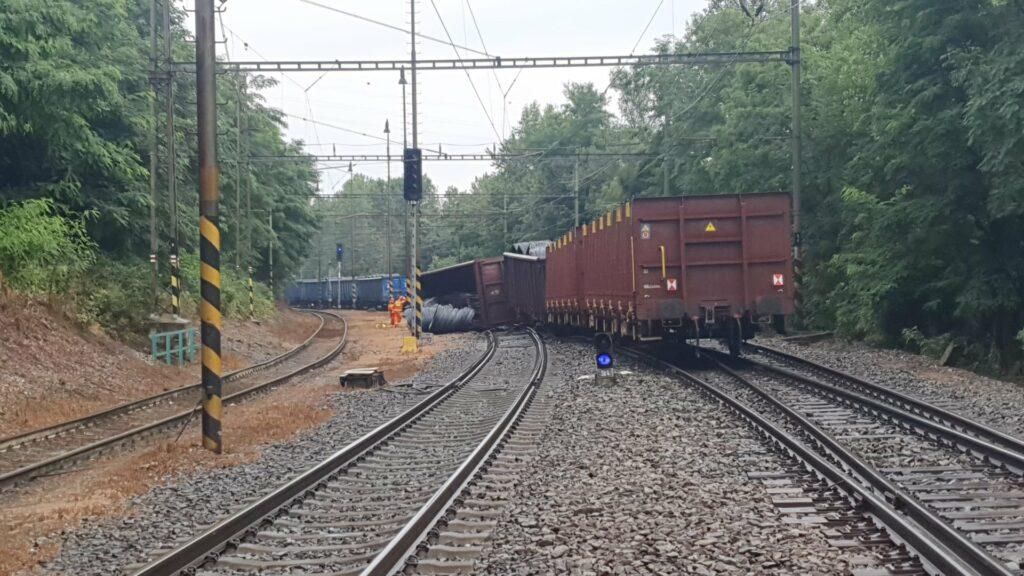 © Foto: Správa železnic
